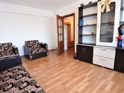 ULTRACENTRAL - apartament 3 camere - mobilat și utilat complet