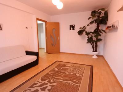 Ștefan cel Mare - Mioriței - apartament 2 camere decomandate - mobilat și utilat