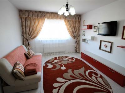 Ultracentral - apartament 2 camere - mobilat elegant - utilat complet