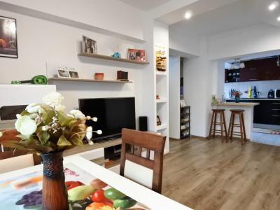 Republicii - Narcisa - etajul 1 - apartament 3 camere decomandate - renovat 2017