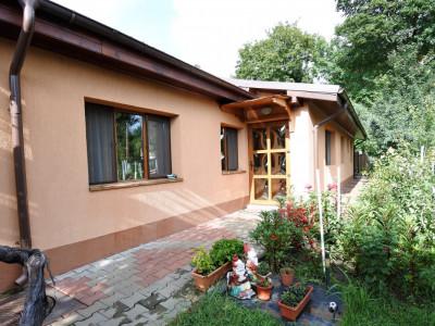 OKAZIE!!! - casă zona parc - Roman Vodă - teren 600 mp  - 140.000 EUR