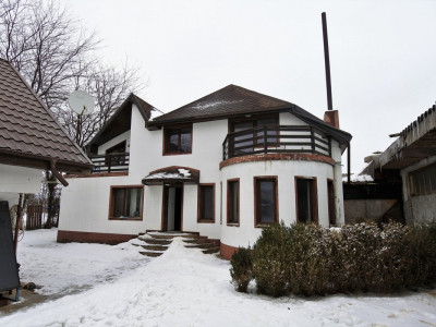 Nicolae Bălcescu - E85 - vilă P+M - ieftină