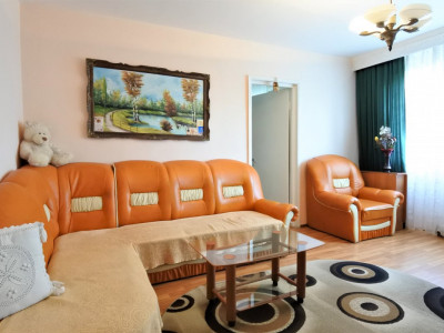 Alecu Russo-zona Kaufland-apartament 3 camere semidecomandate-numai 37.000 EUR!